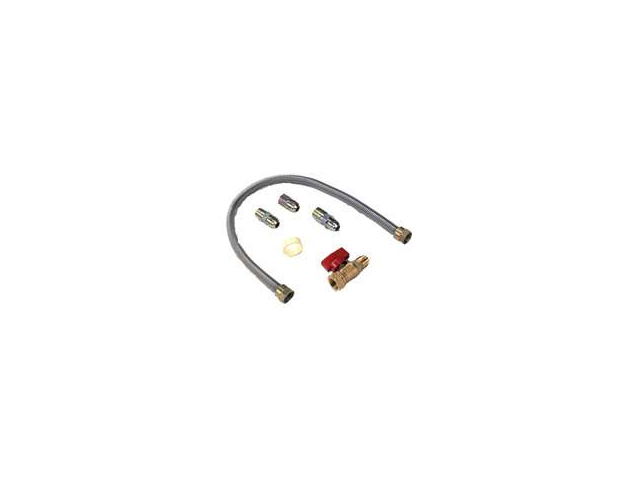 World Marketing Of America 20-7010 Gas Wall Heater Install Kit