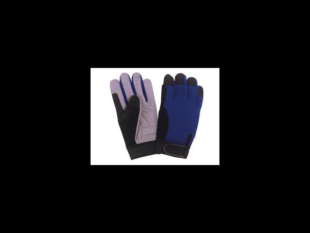 Diamondback GV-965662B-M Synthtc Leather Palm Glove Medium Synthetic Leather Thi