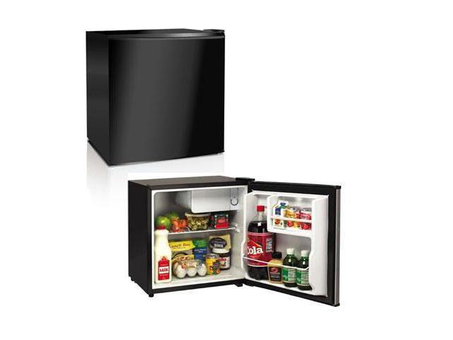 Midea 1.8 cu. ft. (50 L) Single Door Compact Refrigerator Black HS-65LB