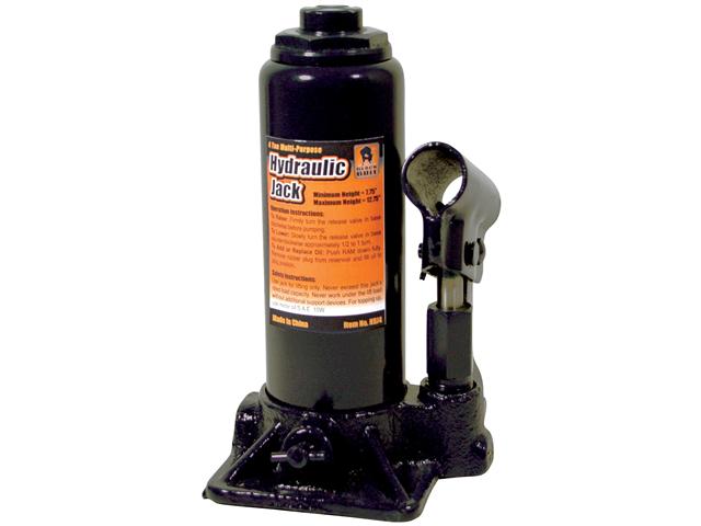 Black Bull HBJ4 4 Ton Hydraulic Bottle Jack