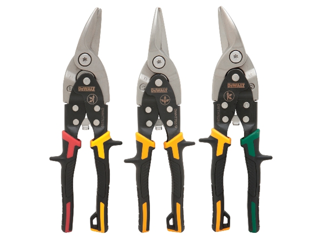 DWHT70278 (3-Pack) Aviation Snips