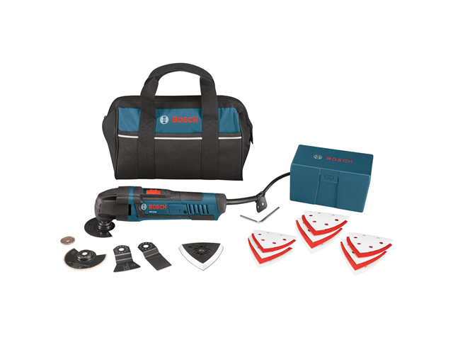 MX25EC-21 2.5 Amp Multi-X Oscillating Tool Kit