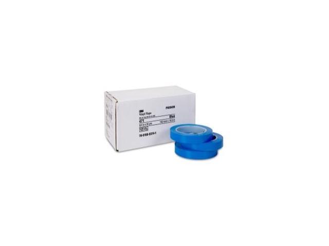 3M 6409 Blue 471 Plastic Tape 3/4-inch
