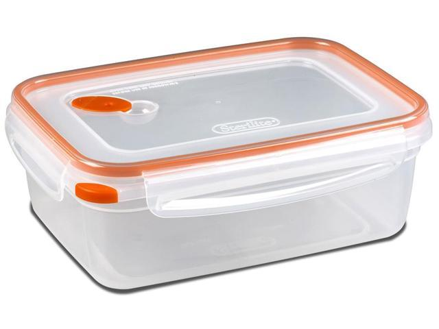 Sterilite 03221106 8.3-Cup Rectangle Ultra-Seal Container