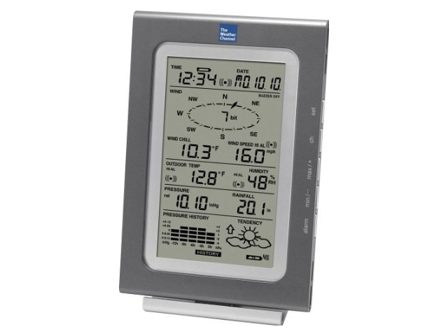La Crosse WS-151611TWC-IT The Weather Channel Wireless Weather Station