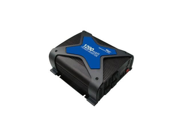 Whistler PRO-1200W 1200-Watt Power Inverter