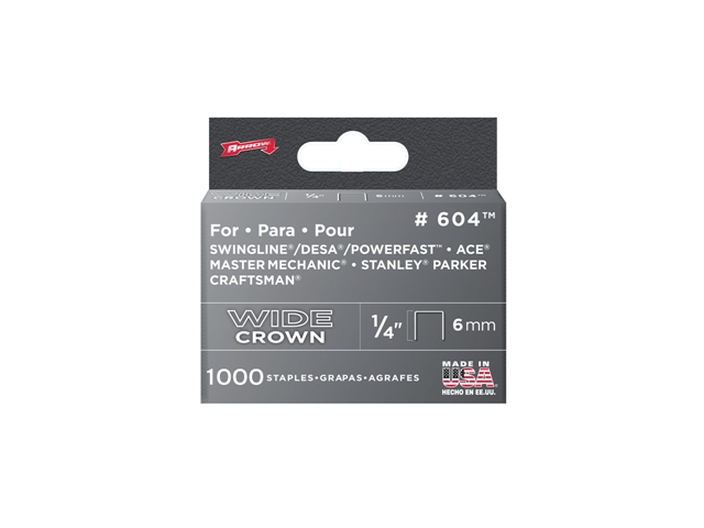 Arrow Fastener 60430 1/4