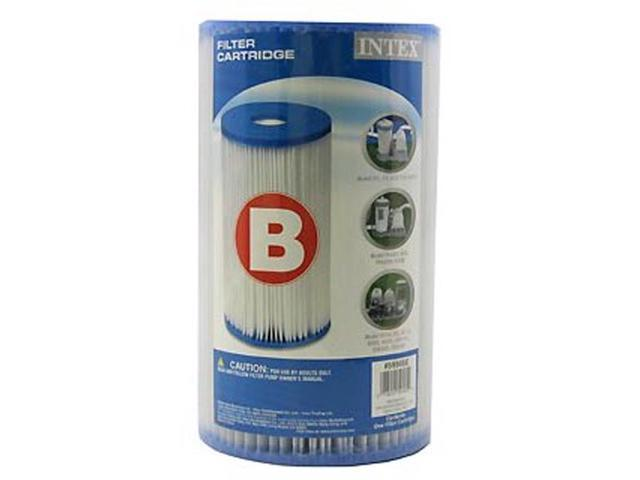 Intex Recreation 29005E Filter Cartridge-B FILTER CARTRIDGE