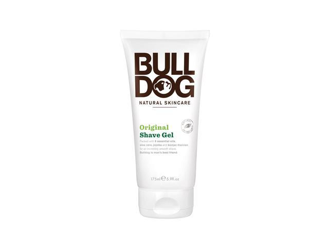 Original Shave Gel - Bulldog Natural Skincare - 5.9 oz - Capsule