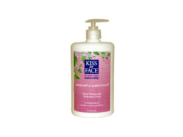 Moisturizer-Patchouli - Kiss My Face - 16 oz - Liquid