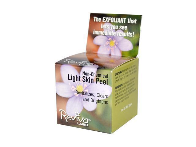 Reviva Labs Non-Chemical Light Skin Peel 42g/1.5oz - For All Skin Types