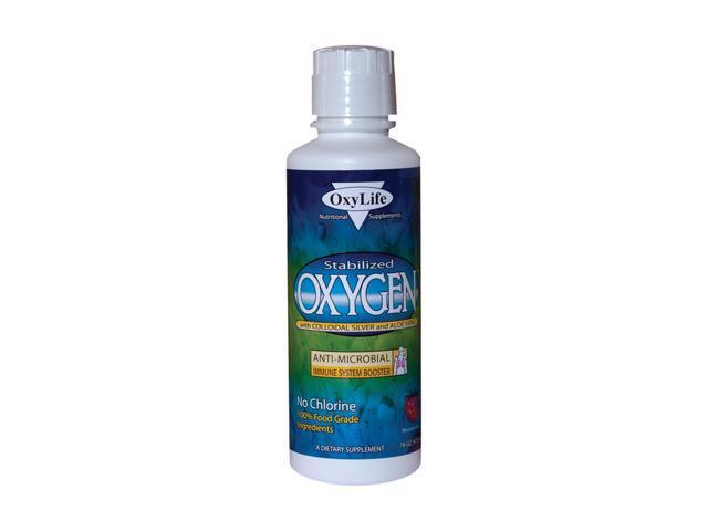 Oxygen/Colloidal Orange Pineapple 16 Ounces