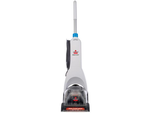 BISSELL 9200A Blue Illusion Carpet & Steam Cleaners ...