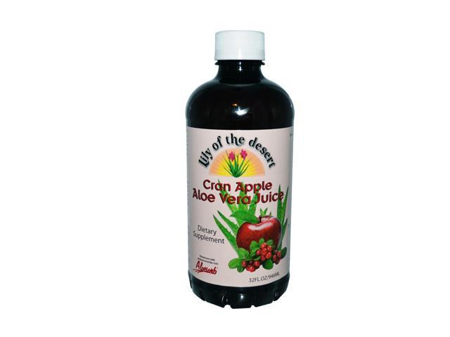 Aloe Juice-Cranberry Apple - Lily Of The Desert - 32 oz - Liquid
