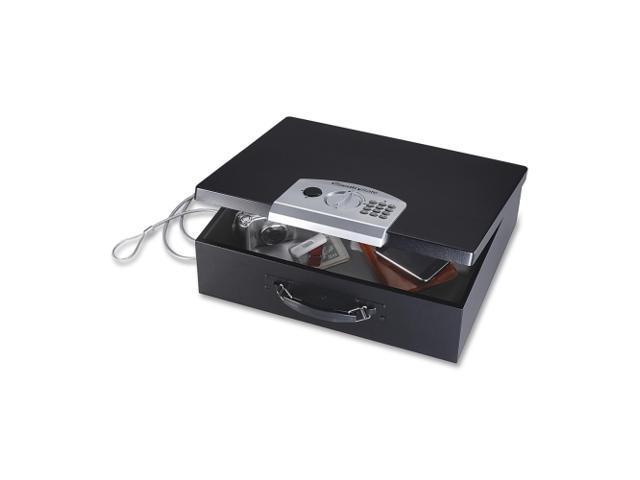 Sentry Safe PL048E Portable Security Safe 0.49 ft³ - Electronic Lock Bolt(s) - 5.8