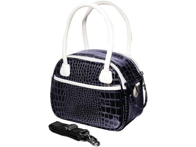 FUJIFILM 600009107 Blue Bowler Bag for Camera