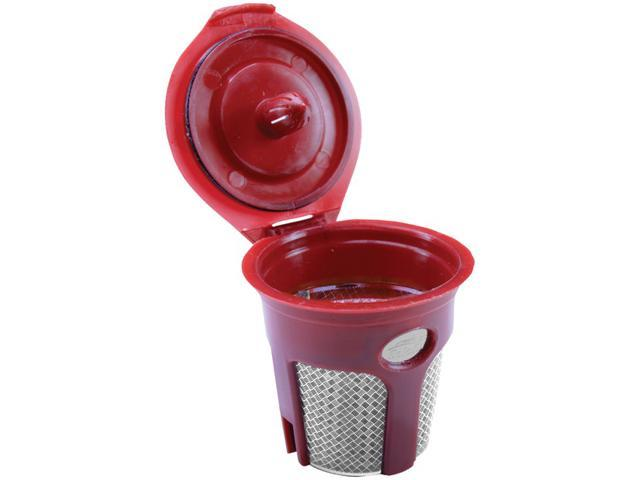 Solofill K3 Cup Chrome Refillable Filter Cup for Keurig