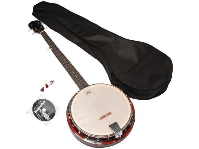 EMEDIA EB05123 Emedia Learn To Play Banjo Pack