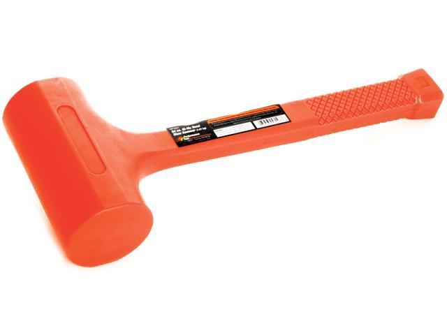 Mechanics Tools M7264 64 Oz. High Visibility Dead Blow Hammer