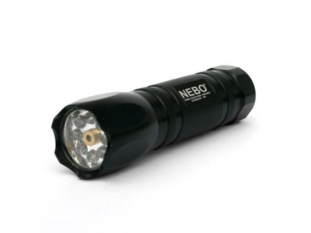 Nebo 5077 CSI Tactical LED Flashlight with Laser