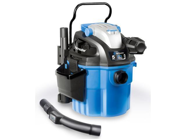 Vacmaster VWM510 5 Gallon 5 Horsepower Wall Mount Vacuum