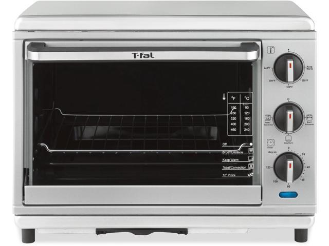 T-Fal OT274E51 Silver Convection Toaster Oven
