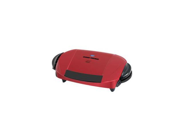 Applica GF Removable Plate Grill Red