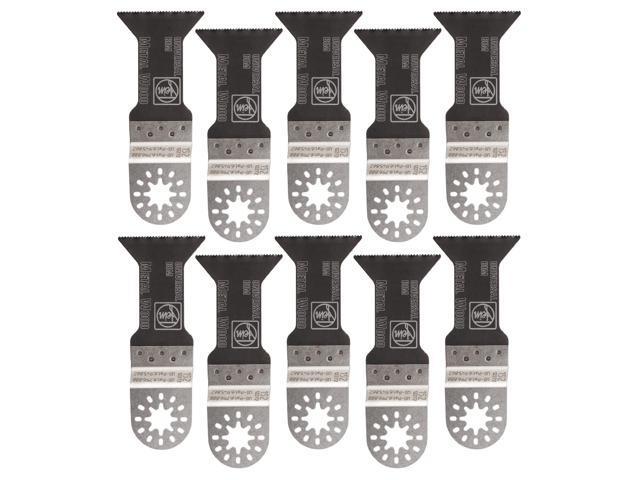 Fein 63502152130 MultiMount 1-3/4-Inch E-Cut Blades - 10-Pack