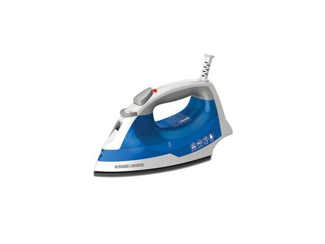 Applica IR03V Easy Steam Iron, White/Blue