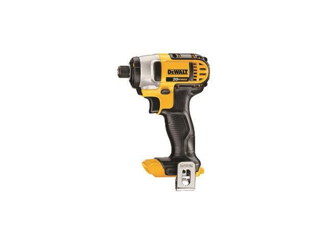 DCF885B 20V MAX Cordless Lithium-Ion 1/4 in. Impact Driver (Bare Tool)