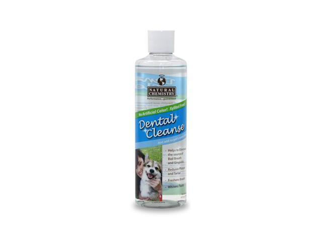 Natural Chemistry 1132166 Dental Cleanse For Dogs 16 Oz