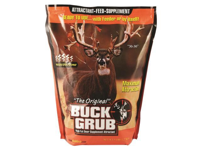 5# Buck Grub Evolved EVOLVED HABITATS Wild Game/Animal Attractants 40506