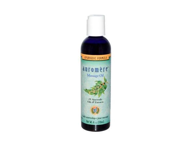 Auromere Ayurvedic Massage Oil 4 oz [Misc.]