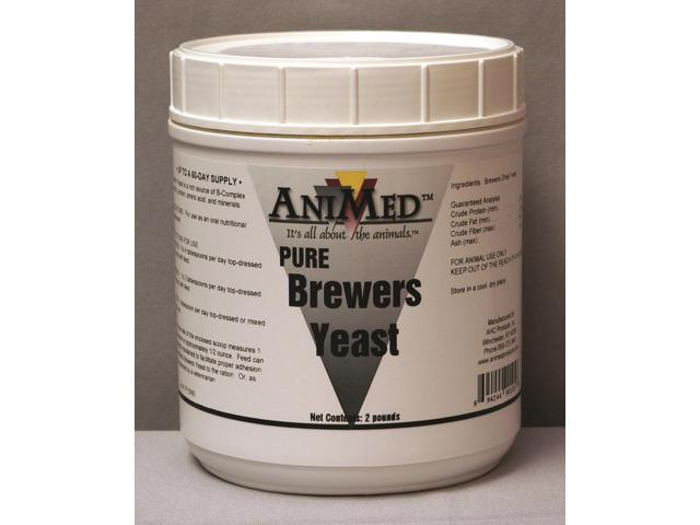 Animed 90105 Brewers Yeast Supplement