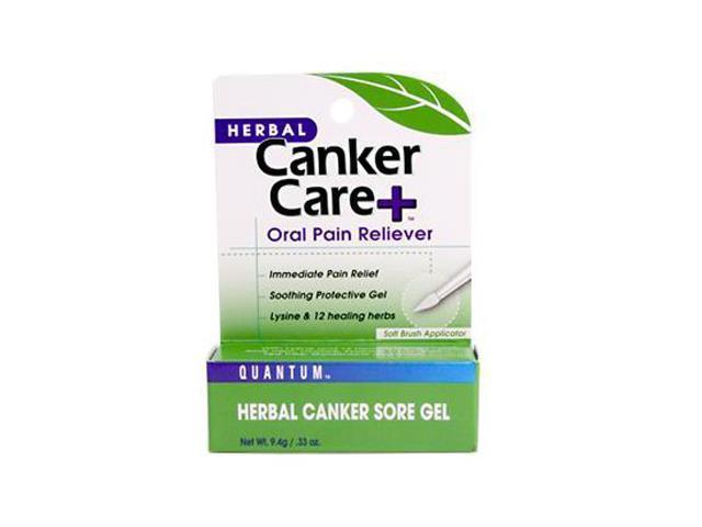 Canker Care+ - Quantum - 0.33 oz - Gel