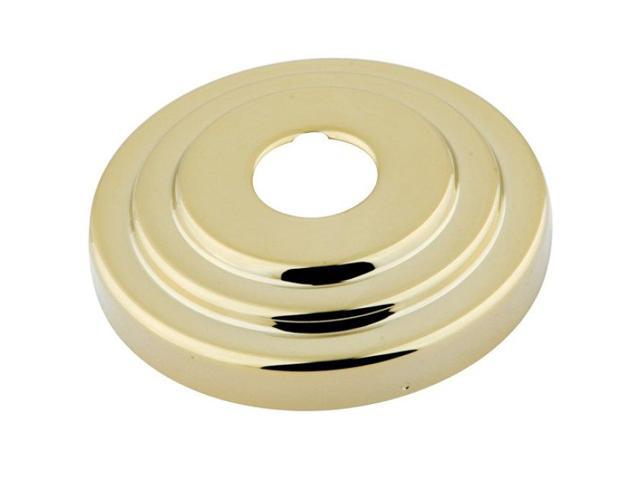 Kingston Brass FLMODERN2 Kingston Brass FLMODERN2 Made to Match .75 in. Escutcheon, Polished Brass