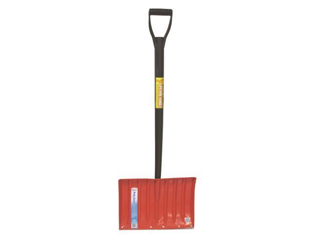 Emsco Group 1173 Poly Handle Metal Edge Snow Shovel