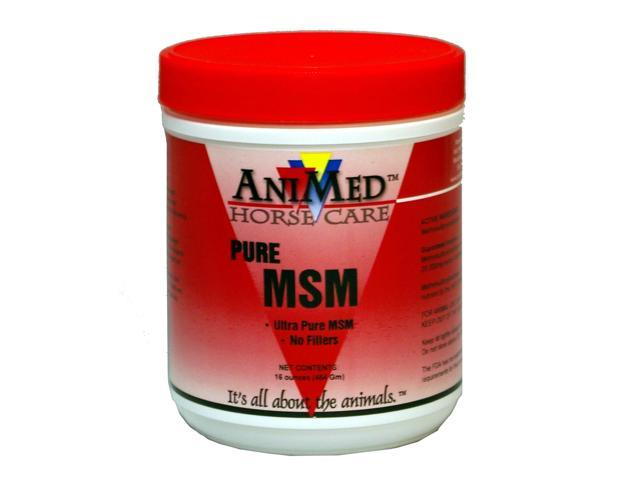 Animed 90053 Msm Pure Powder Dietary Sulfur Supplement