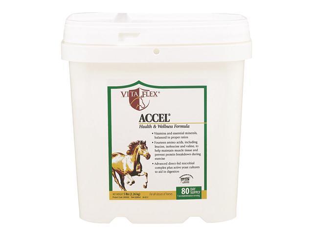 Farnam Co - Vitaflex 3000005 Accel Health & Welness Formula For Horses