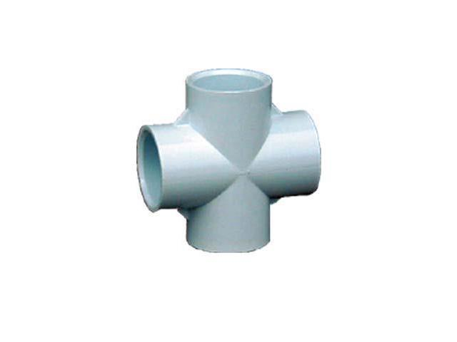 Genova Products 34420 2 inch PVC Sch. 40 Crosses