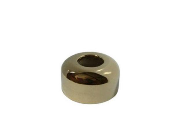 Kingston Brass PFLBELL1142 Kingston Brass PFLBELL1142 1.25 in. Bell Flange, Polished Brass