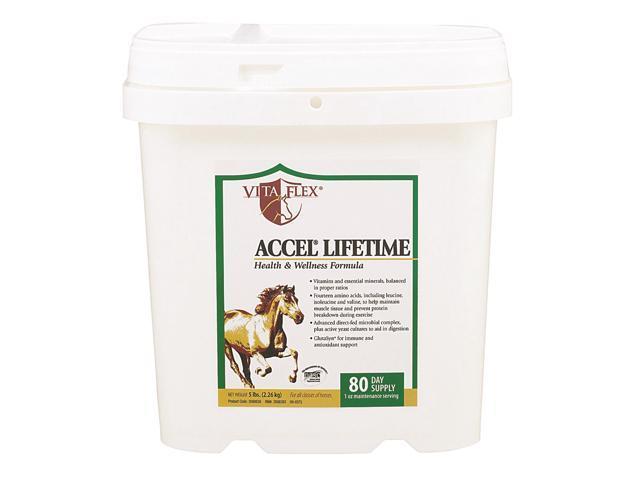 Farnam Co - Vitaflex 3000636 Accel Lifetime Health & Wellness Formula For Horse