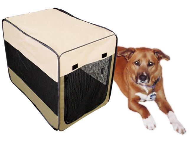 Buffalo Tools SSPPK36 36-in Soft Sided Portable Pet Kennel