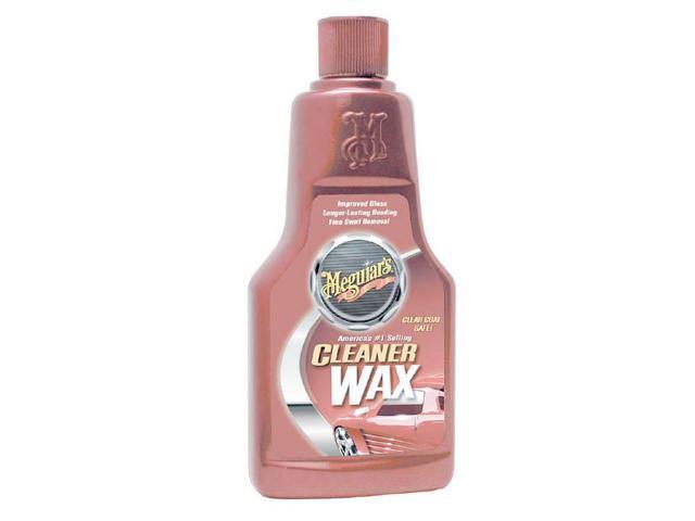 Meeco Mfg. Co., Inc. 16Oz Liquid Cleaner Wax A1216