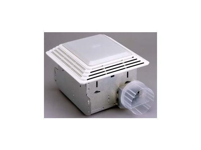 Broan 678 Bath Fan & Light Combo