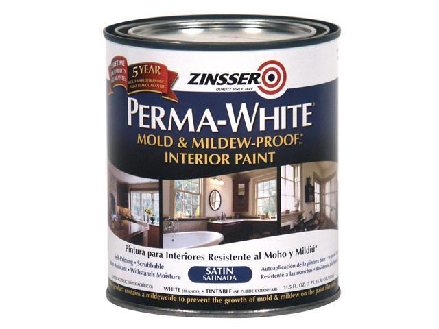 White Interior Paint, 2704, Zinsser