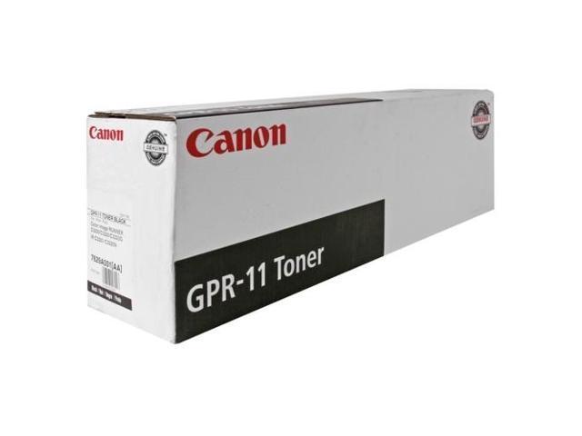 Canon GPR-11 Toner Cartridge; Black (7629A001)