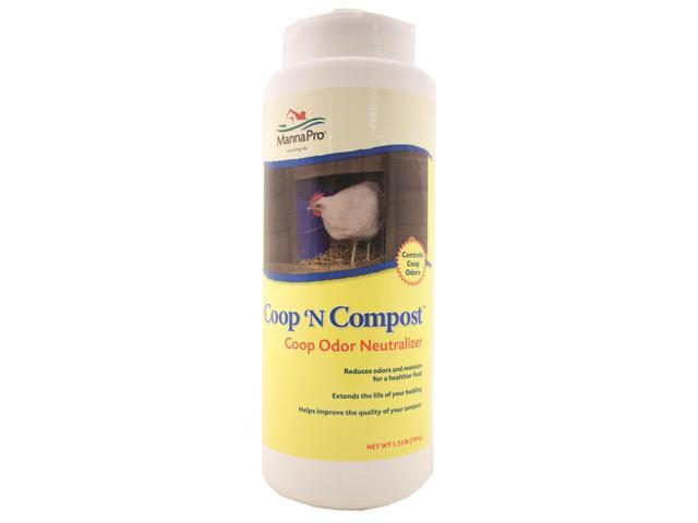 Manna Pro-Farm 667750 Coop N Compost Coop Odor Neutralizer - 1.75 Pound