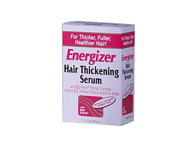 Hobe Labs Energizer Hair Thickening Serum, 1-Fluid Ounce (Pack of 2)
