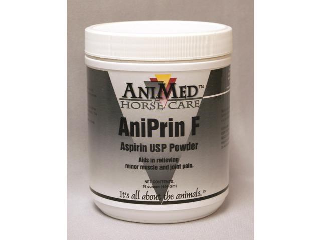 Animed 053-90014 Aniprin F Aspirin Usp Powder For Horses